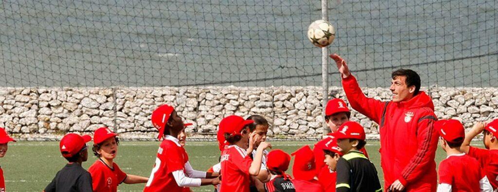 Campos Férias de Verão – Benfica Escolas de Futebol