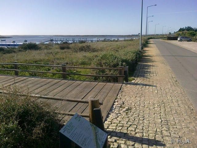 ecovia litoral alentejano
