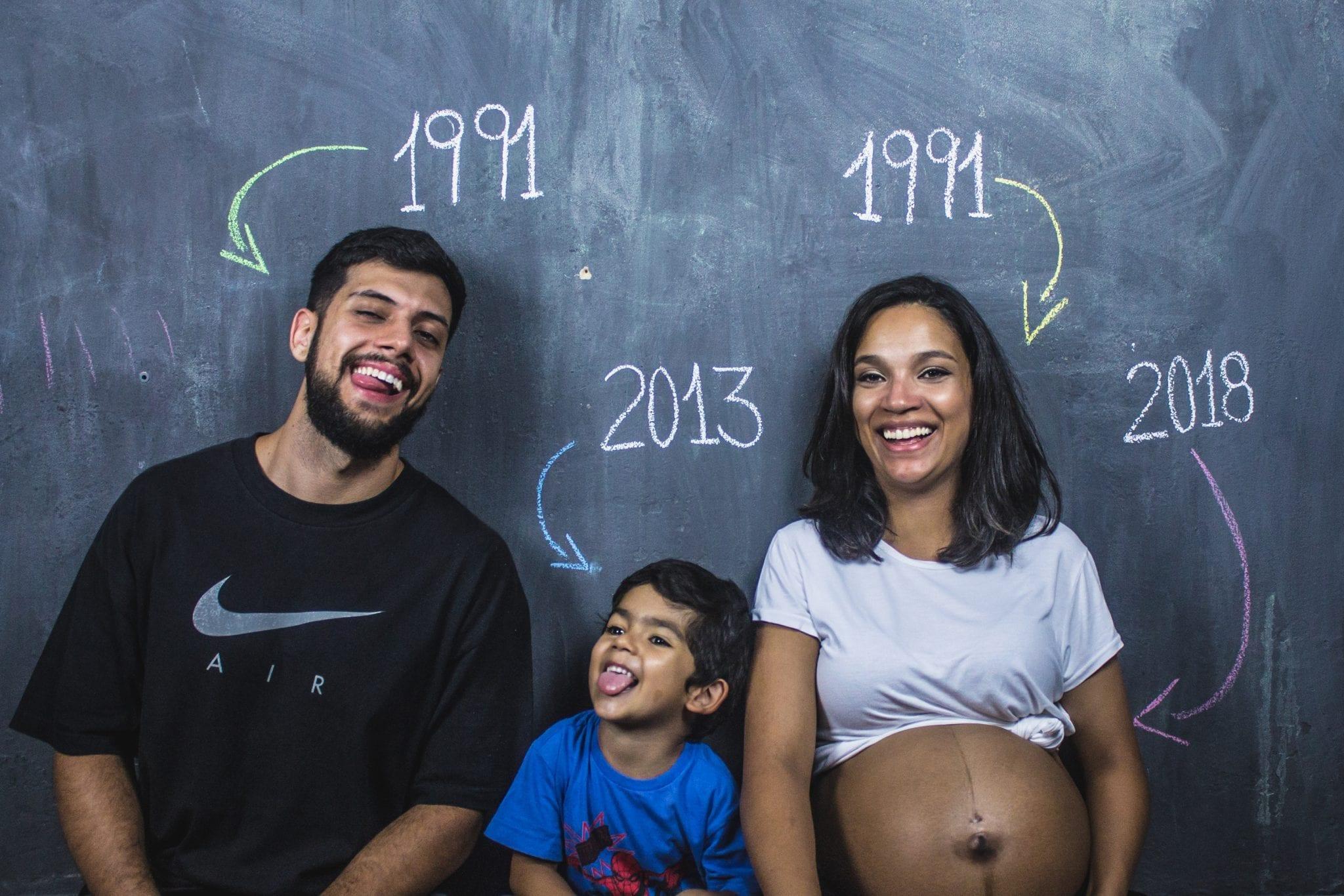 famílias imperfeitas