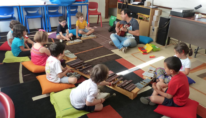 Sons às Quartas – Oficinas para pais e filhos (criança de 4 e 5 anos)