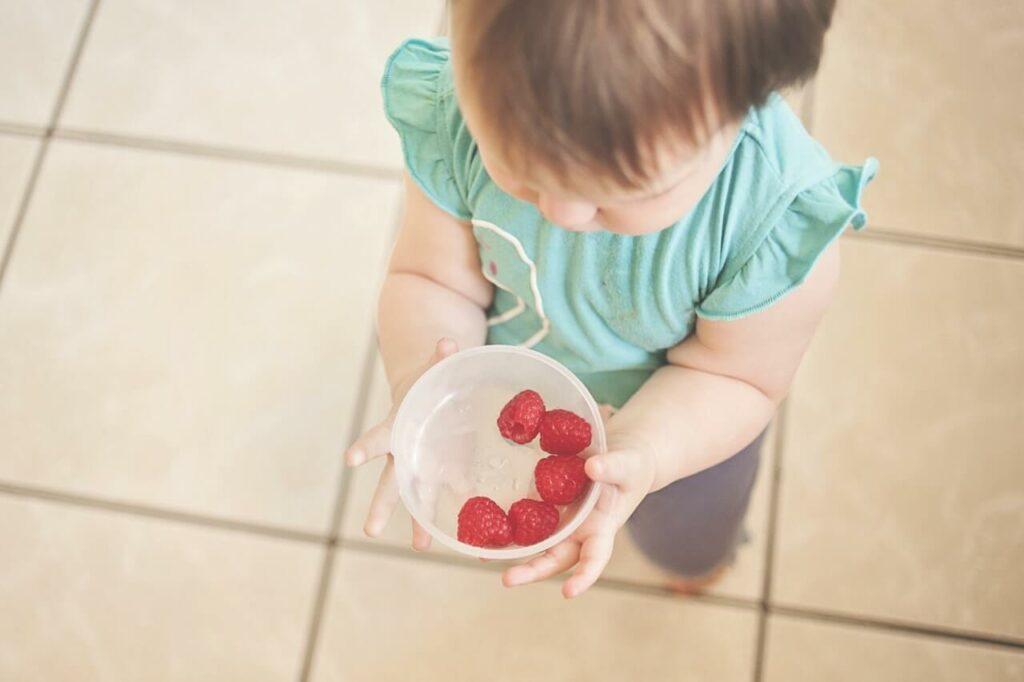 Introdução dos Sólidos: a Alimentação do Bebé de 6 meses