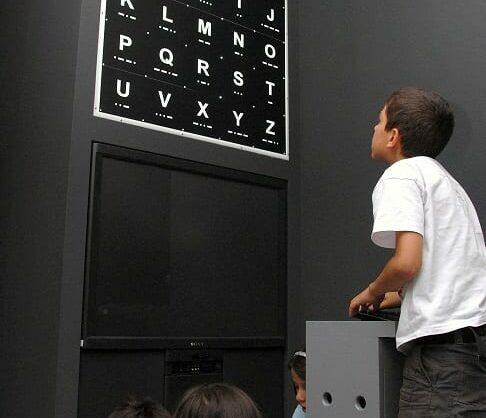 Oficina de Enigma no Museu da FPC