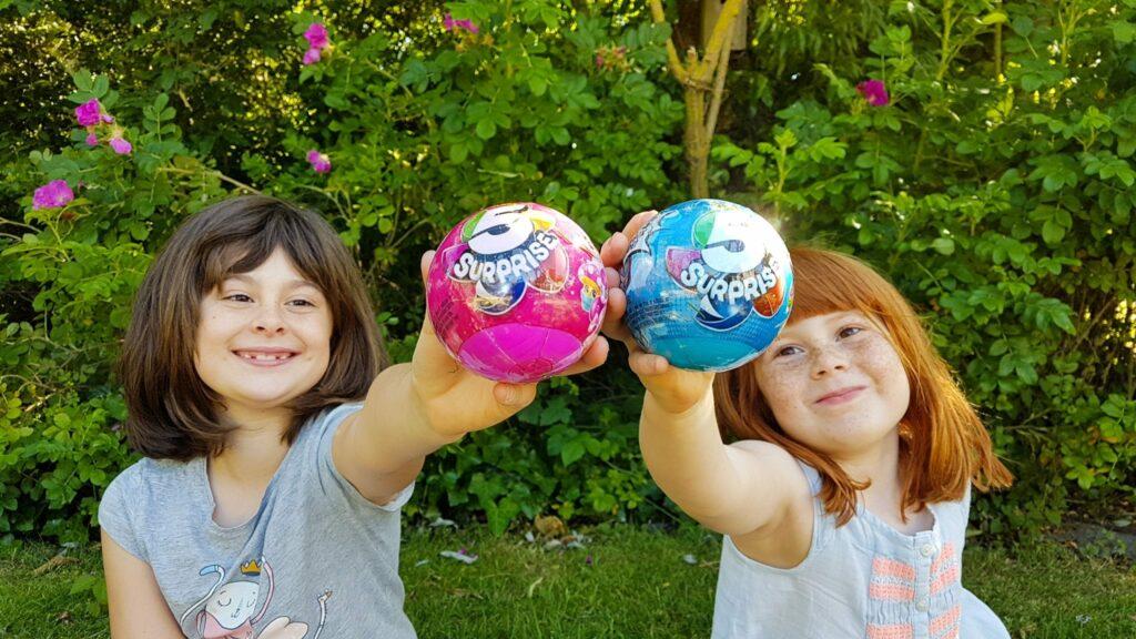 5 Surprise - Bolas Surpresa