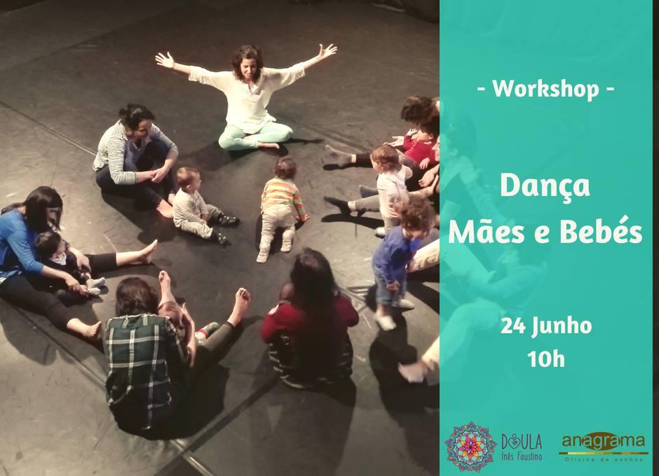 WS – Dança Mães e Bebés
