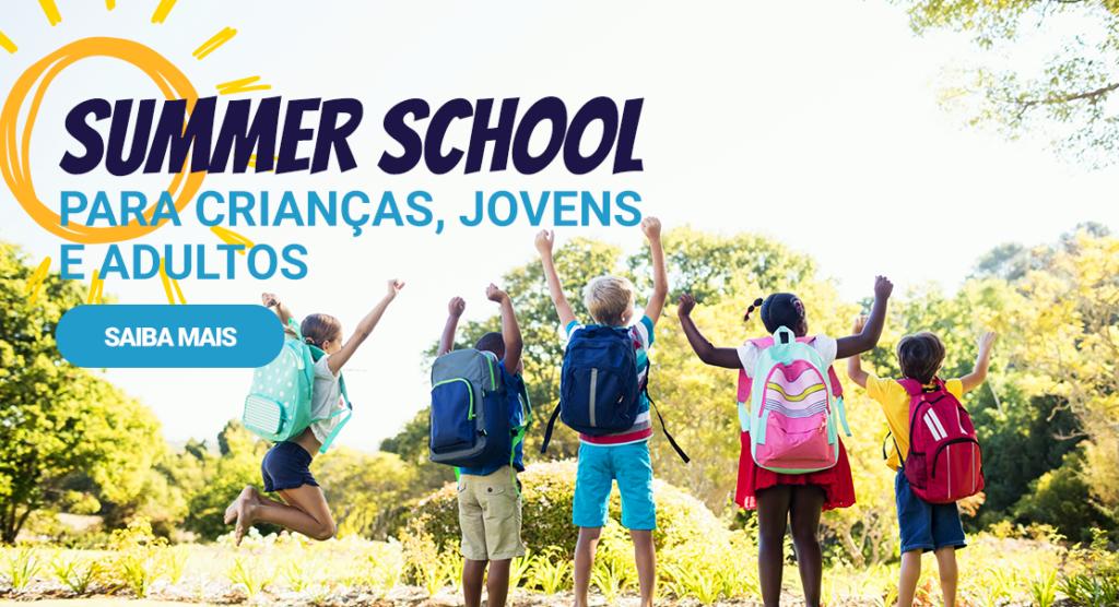 Atividades de Verão | Summer School