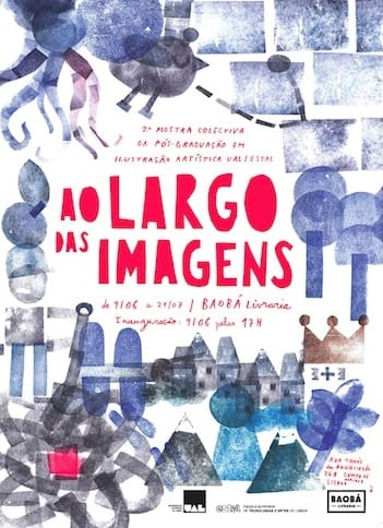 Exposição AO LARGO DAS IMAGENS