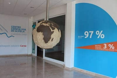 Centro de Ciência Viva de Alviela