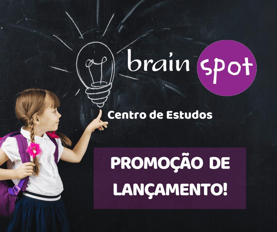 BRAIN SPOT – Centro de Estudos!