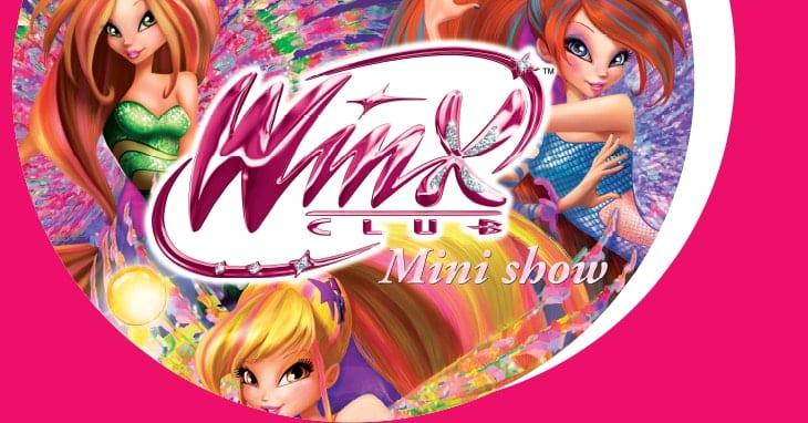 As Fadas Winx vão animar o GaiaShopping!