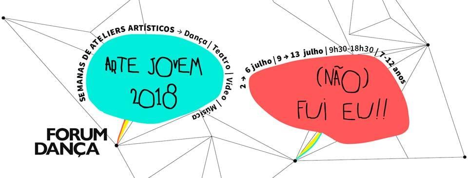 Férias de Verão no Forum Dança