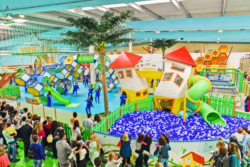 Feijão Verde Montijo Fun Park