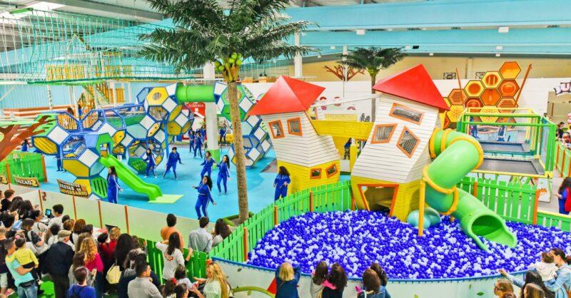 Feijão Verde Fun Park Montijo – venham descobrir a melhor diversão!