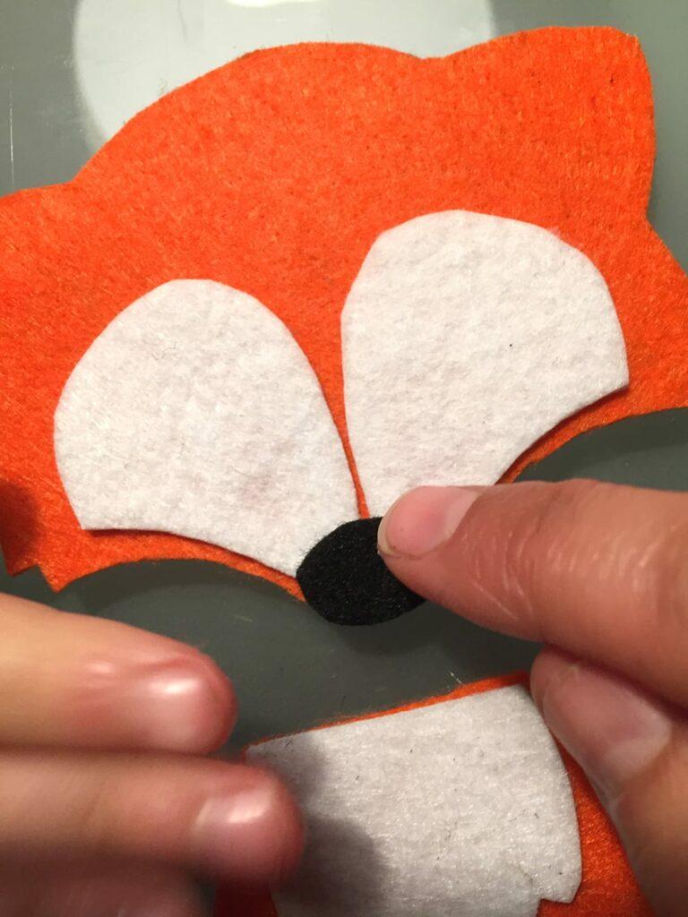 passo 3 saco raposa