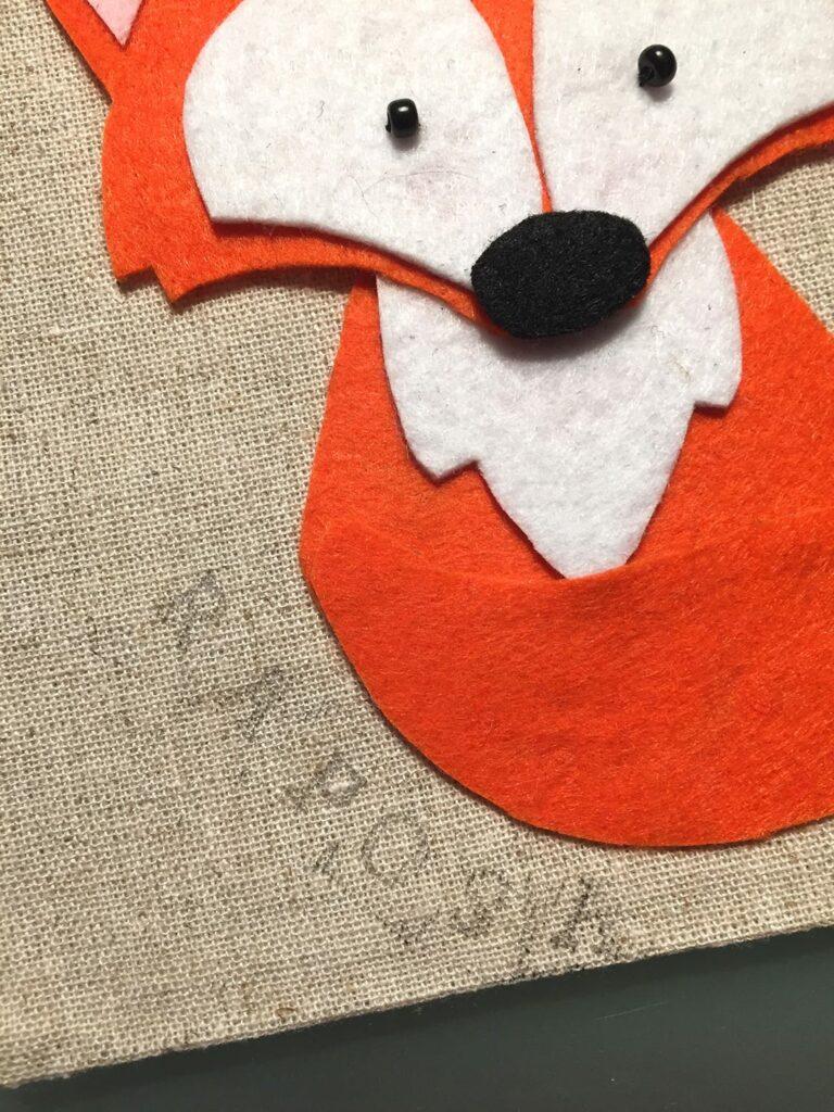 passo 10 saco raposa