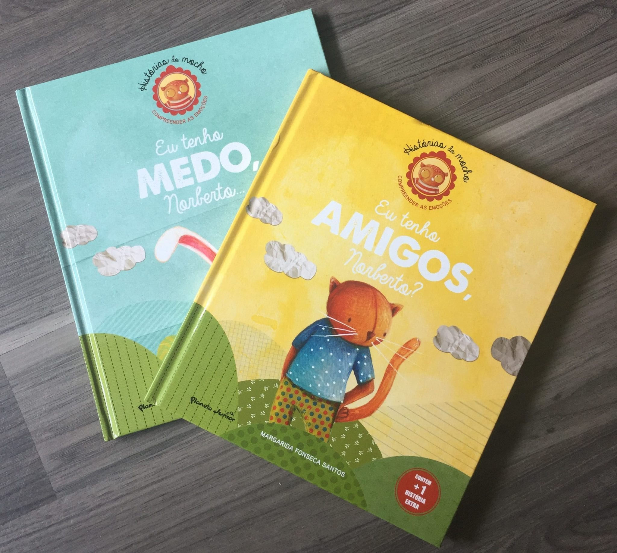 Livros Norberto