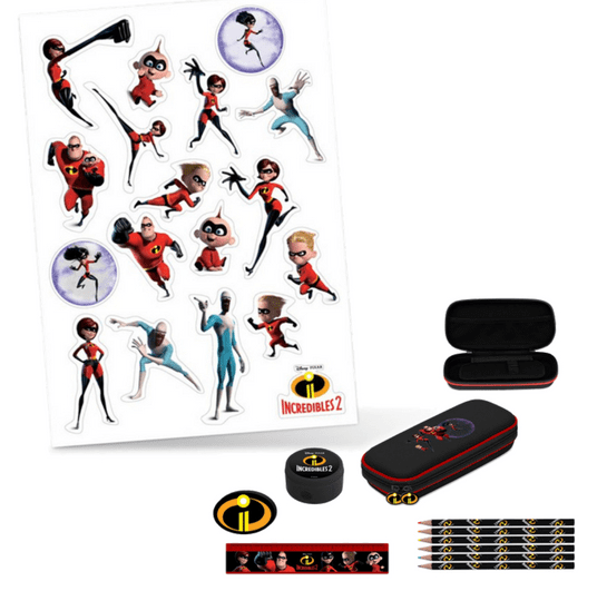 Merchandising do Filme The Incredibles 2