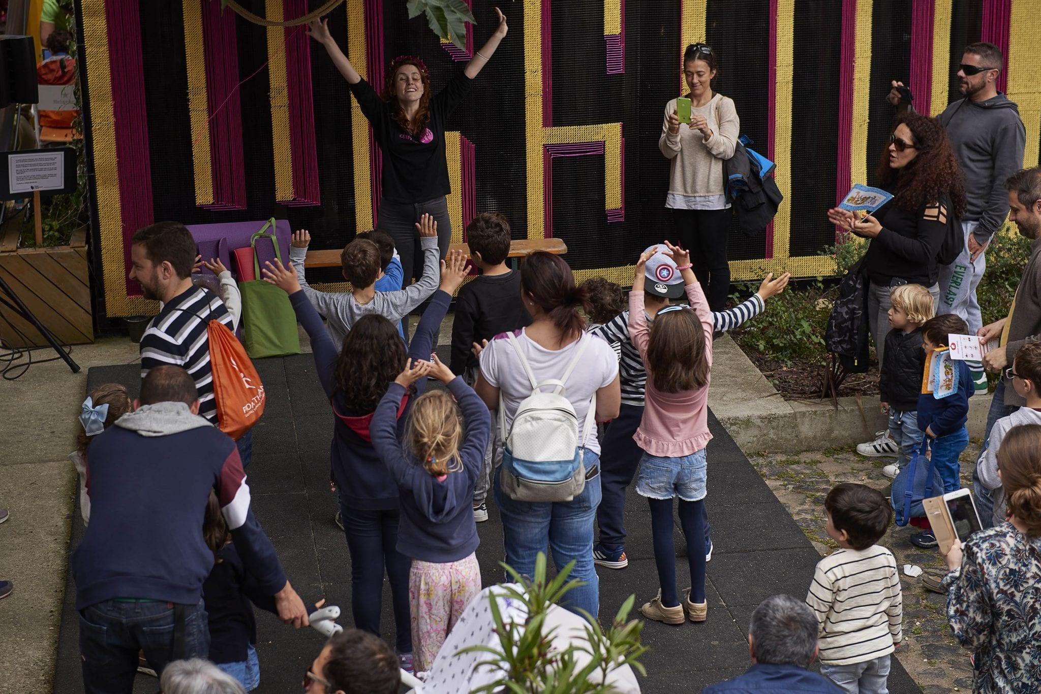 DanceSpot - aula de dança