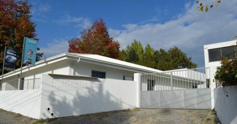 Programa Educativo do Planetário – Casa da Ciência de Braga 2020/2021