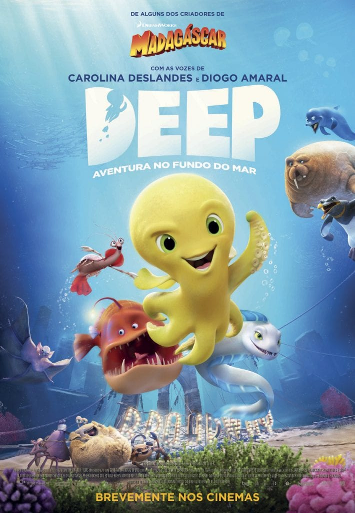 Deep: Aventura no Fundo do Mar
