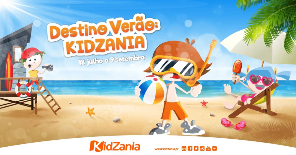 Férias de Verão na Kidzania