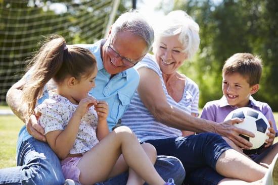 ESPECIAL DIA DOS AVÓS: Verão é ao ar livre