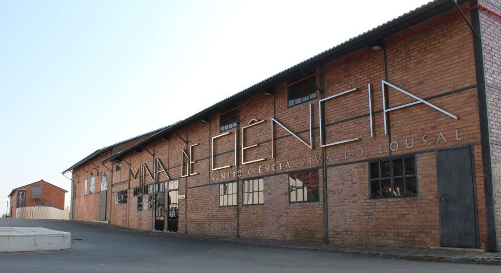 Centro Ciência Viva do Lousal