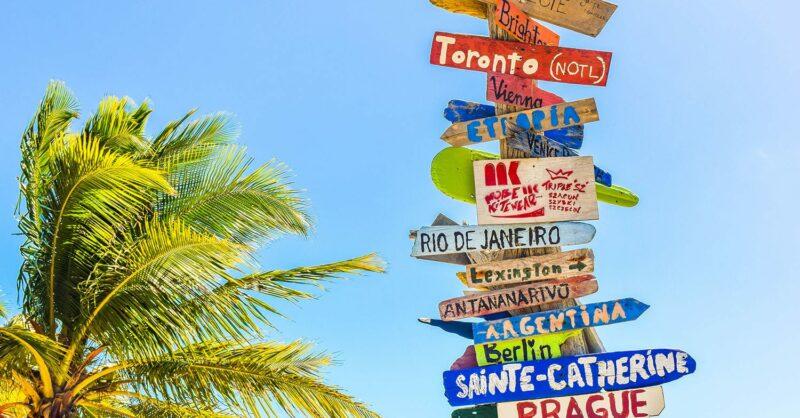 5 Sugestões para viajar em família neste Verão