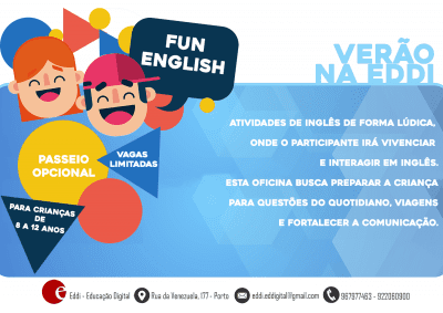 Fun English | Verão na EDDI