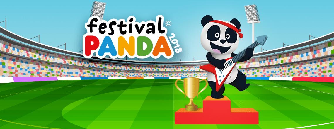 Conhece os amigos do Panda