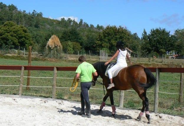 passeio a cavalo ponte de lima