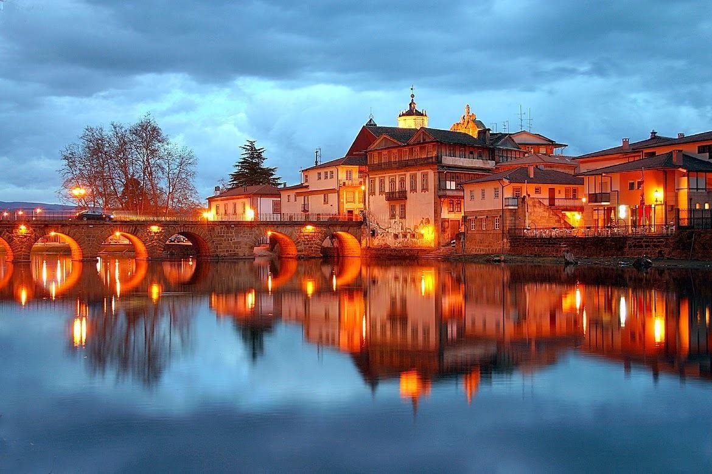 ponte romana do trajano