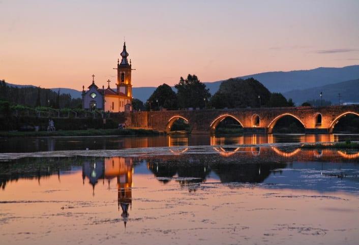 ponte romana e ponte medieval