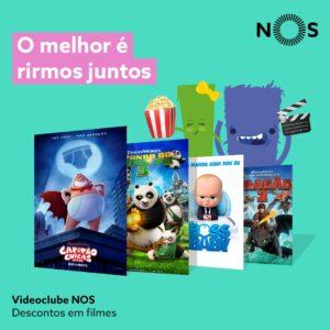 Vídeo Clube NOS Mês da Criança