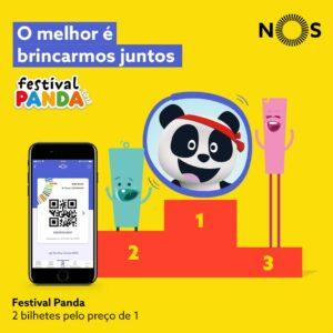 Canal Panda - NOS Mês da Criança