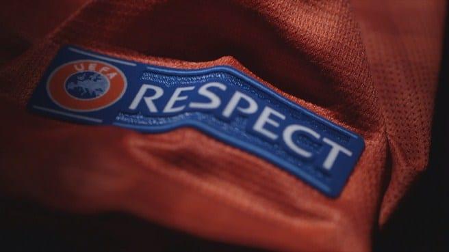 Mundial 2018 - Respect