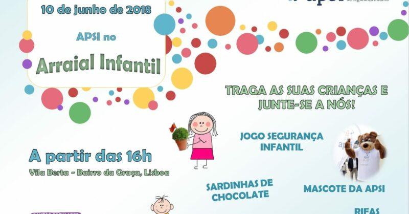 Arraial Infantil – Santos Populares