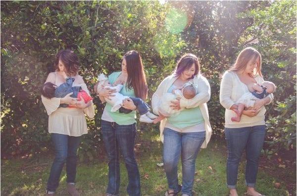 Grupos de mães