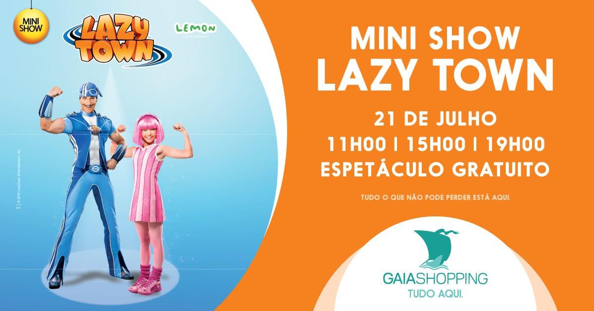 Vila Moleza no Gaia Shopping