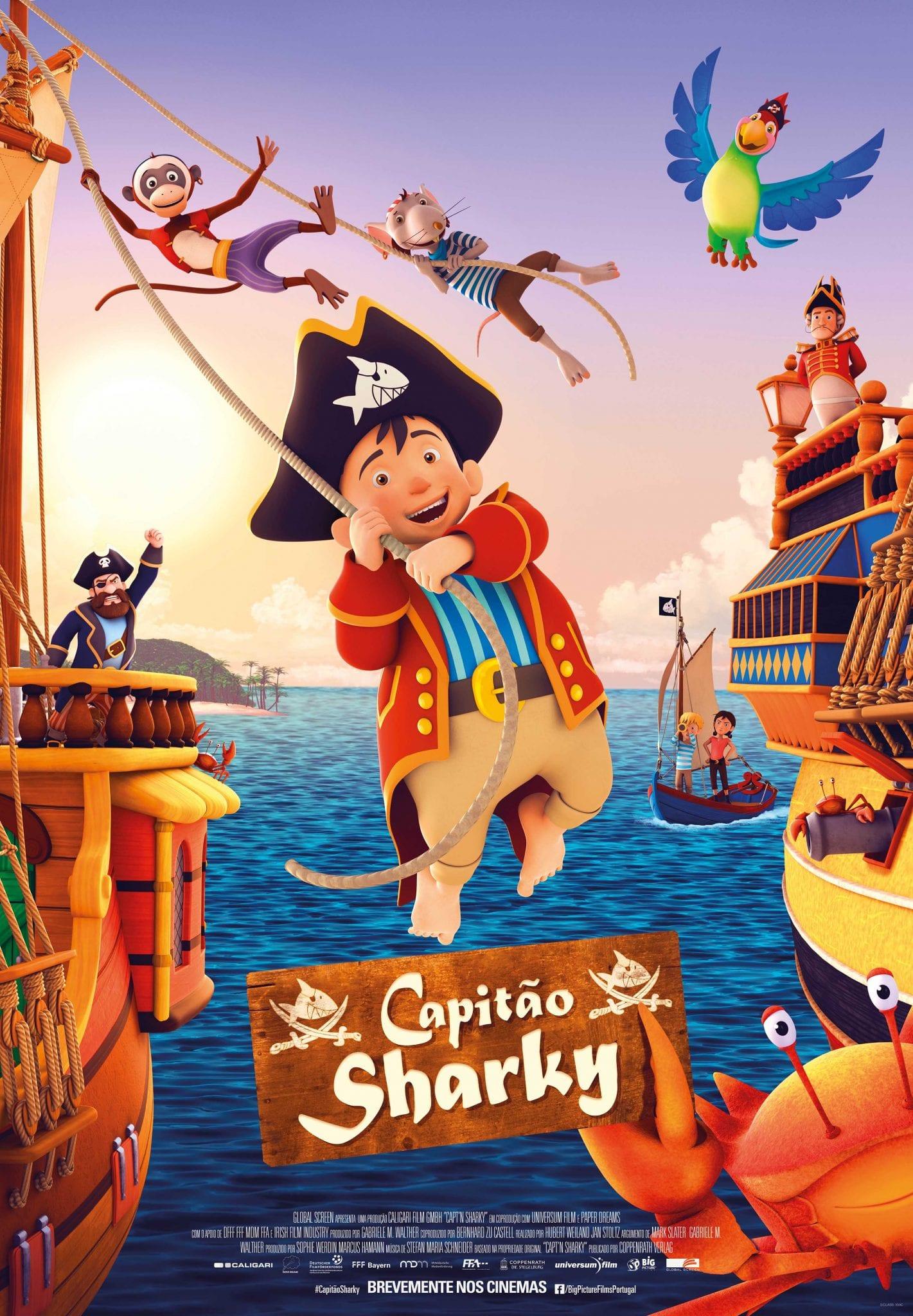 Capitão Sharky