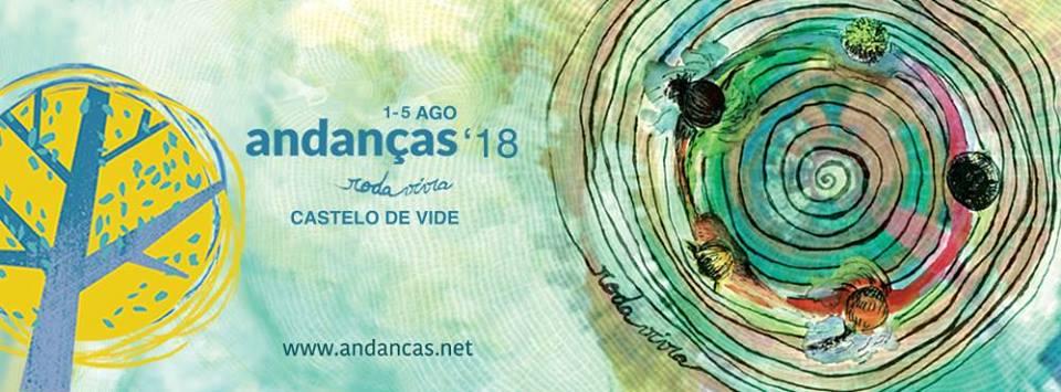 Festival Andanças 2018 Castelo de Vide
