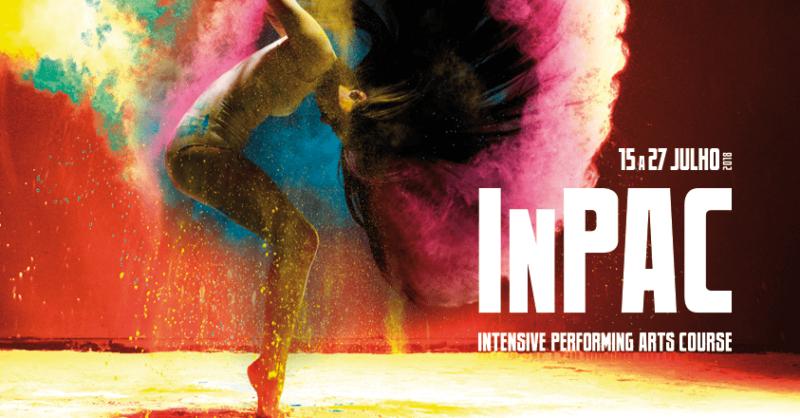 InPAC – Curso Intensivo de Artes Performativas