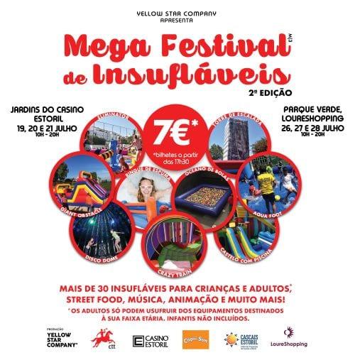Mega Festival Insuflaveis