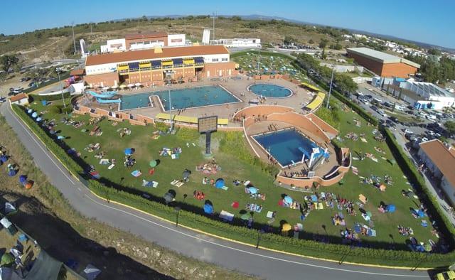 parque aquático do Crato