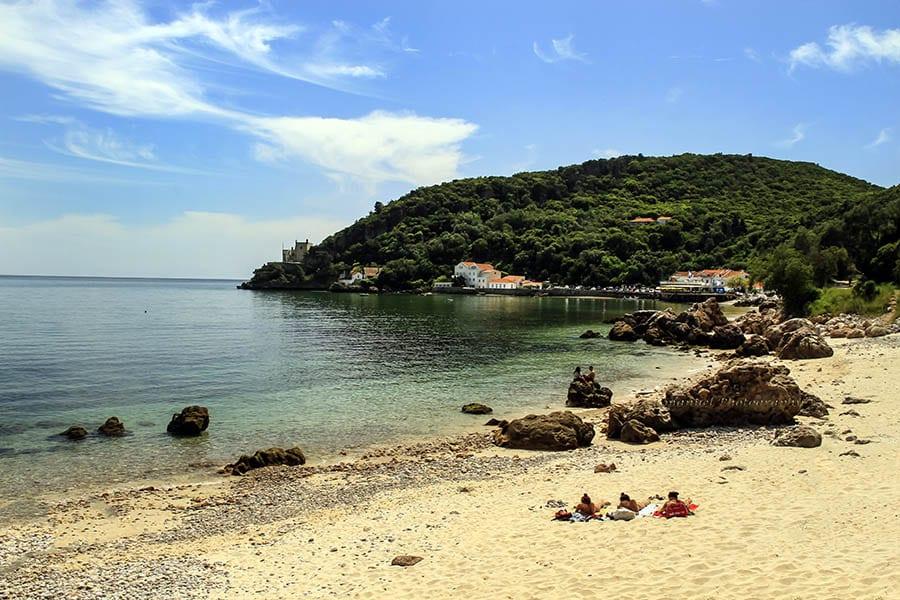 Praia Portinho da Arrabida