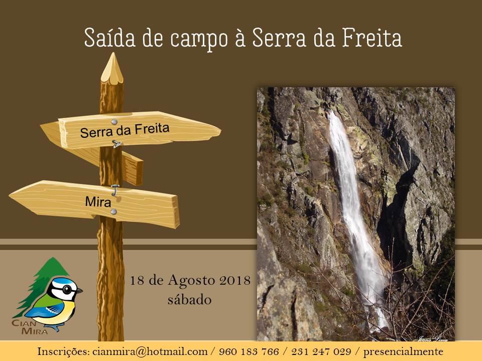 Saída de campo à Serra da Freita