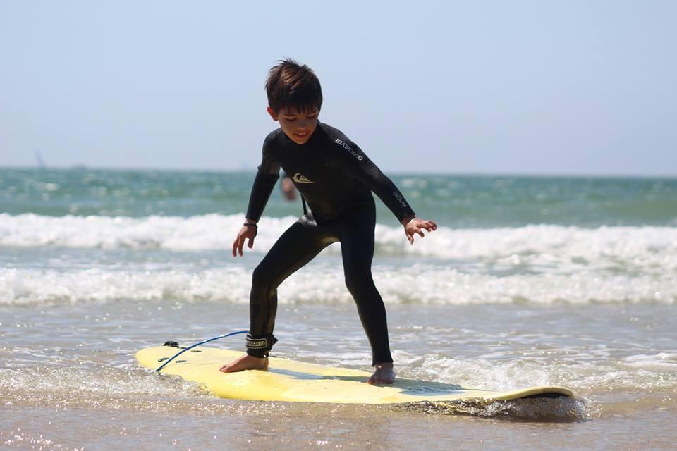 Surfing Figueira
