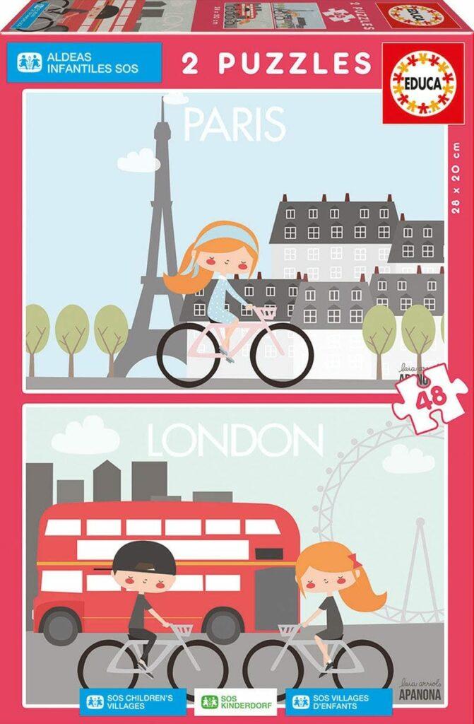 aldeias sos cidades