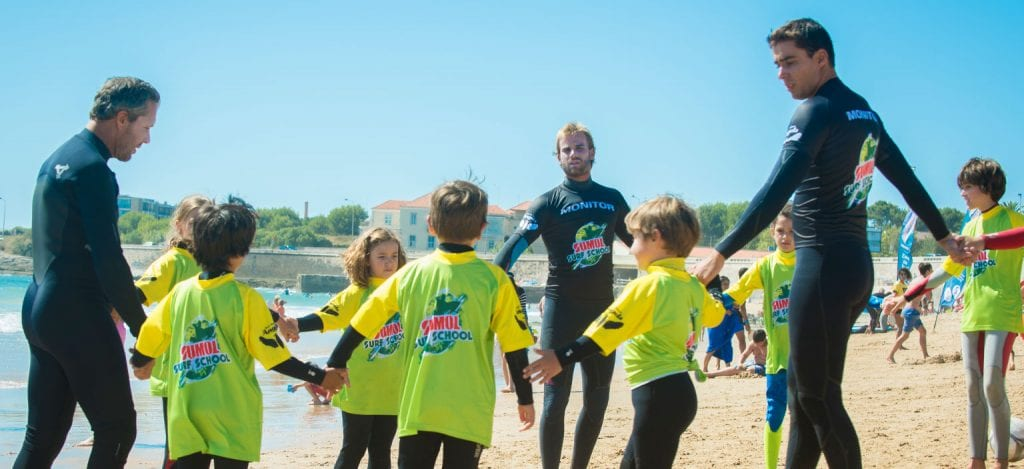 angels surf school