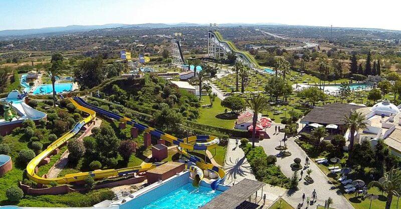 Aqualand Algarve: uma Land de diversão e mergulhos!