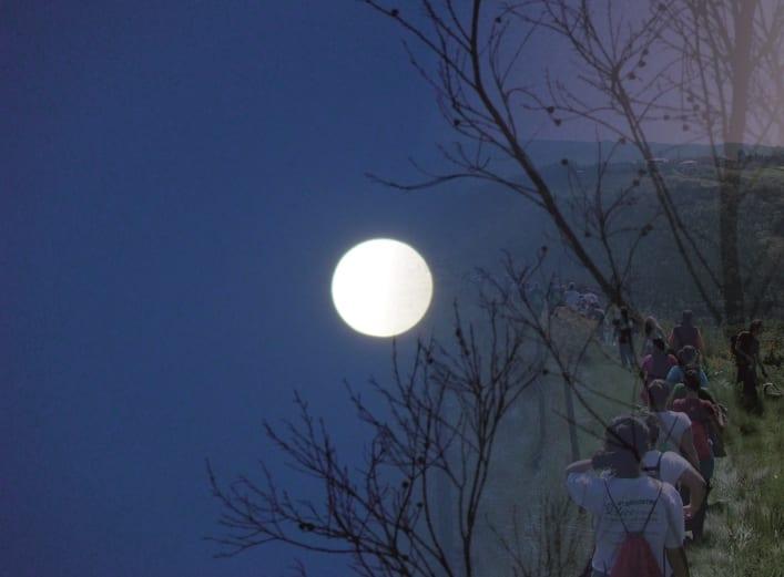 Descobrir as Linhas ao Luar | Explor( A)lqueidão